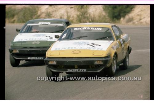 Jim Richards, Triumph TR7 - Amaroo Park 6th April 1980 - Code - 80-AMC6480-018
