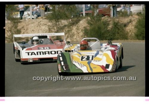 Howard Robillard, Matich - Amaroo Park 6th April 1980 - Code - 80-AMC6480-024