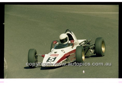 Amaroo Park 10th August 1980 - Code - 80-AMC10880-002