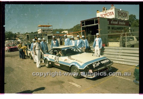 Amaroo Park 10th August 1980 - Code - 80-AMC10880-006