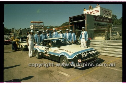 Amaroo Park 10th August 1980 - Code - 80-AMC10880-008