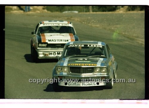 Amaroo Park 10th August 1980 - Code - 80-AMC10880-029