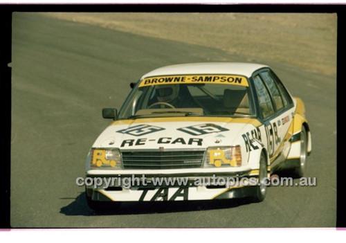 Amaroo Park 10th August 1980 - Code - 80-AMC10880-032