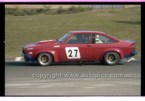 Amaroo Park 25th May 1980 - Code - 80-AMC25580-034