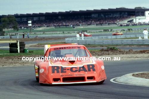 84432 - Allan Grice, Chev Monza -  Sandown 1984