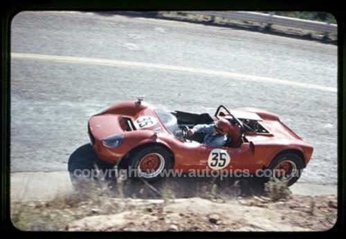 Tamworth Hill Climb 1968 - Photographer Geoff Atrhur - Code 68109