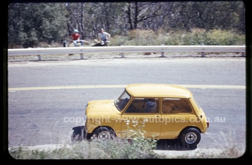 Tamworth Hill Climb 1968 - Photographer Geoff Atrhur - Code 68110