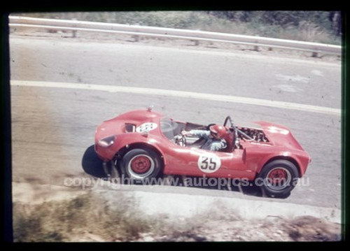 Tamworth Hill Climb 1968 - Photographer Geoff Atrhur - Code 68129