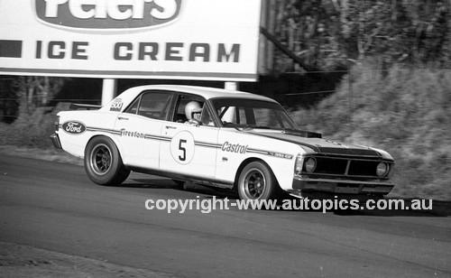 72000 - John French in Ian Geoghegans Super Falcon Lakeside 1972