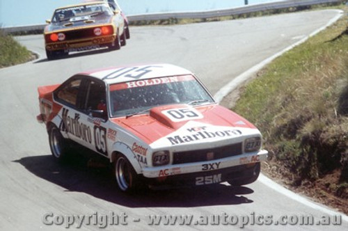 78753 - P. Brock / J. Richards  - Holden Torana A9X - 1st Outright & Class A Winner  Bathurst 1978