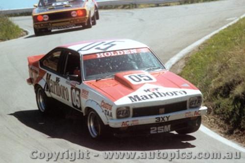 78732 - P. Brock / J. Richards  - Holden Torana A9X - 1st Outright & Class A Winner  Bathurst 1978