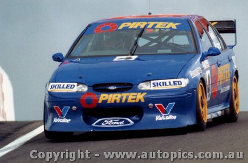 98702 - Bright / Richards  Ford Falcon -  Bathurst 1998