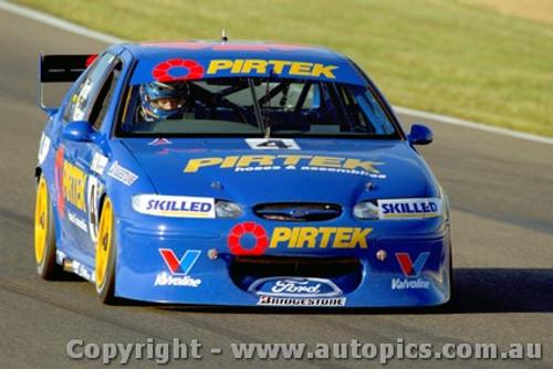 98703 - Bright / Richards  Ford Falcon -  Bathurst 1998