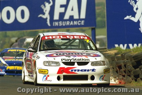 99709 - Richards / Murphy Holden Commodore 1st Outright - Bathurst 1999