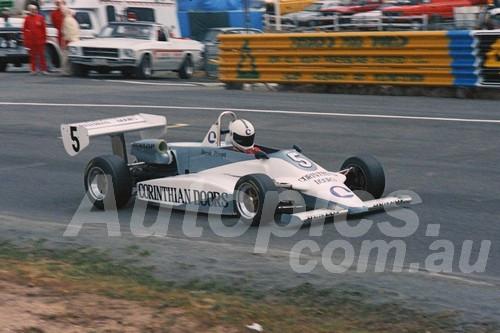 87089 - Derick Pingel, Cheetah 8 -  Symmons Plains 8th March 1987 - Photographer Keith Midgley
