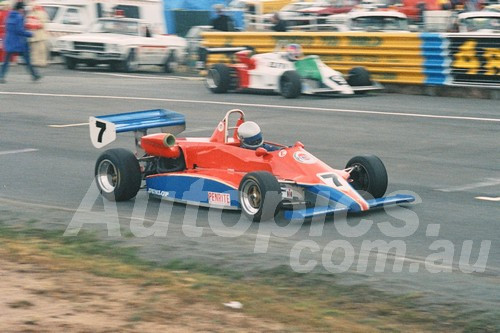 87091 - Vincent McLaughlan, Cheetah 8 -  Symmons Plains 8th March 1987 - Photographer Keith Midgley