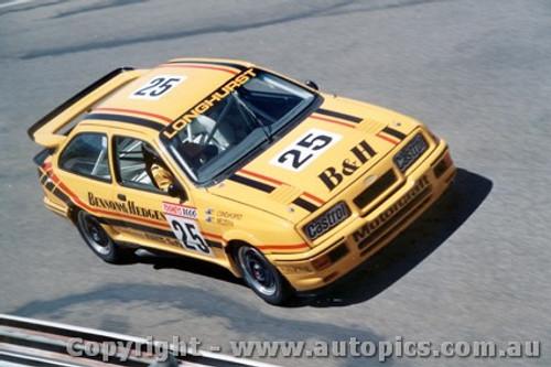 88718  -  T. Longhurst / T. Mezera  -  Bathurst 1988 - 1st Outright - Ford Sierra RS500