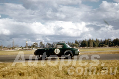 61053 - Brian Foley - Sprite  - Warwick Farm 1961 - Photographer Peter Wilson