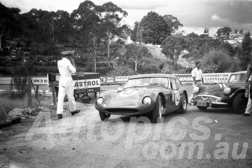 63055 - Keith Malcolm Skoden - Catalina 1963 - Paul Manton Collection