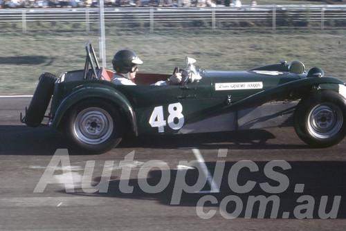 67124 - Graeme Harris, Lotus Super 7 -  Warwick Farm 1967 - Peter Wilson Collection