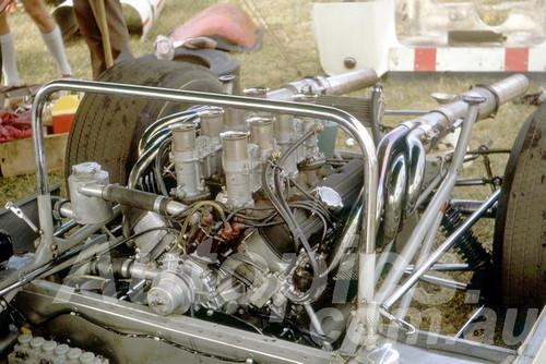 67126 - Niel Allen, Elfin Traco Olds V8-  Warwick Farm 1967 - Peter Wilson Collection