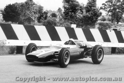 63504 - Bruce McLaren - Cooper -  Sandown 1963