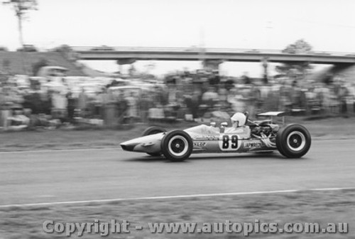 70539 - Chris Milton Elfin Mono IIB Ford - Sandown 1970