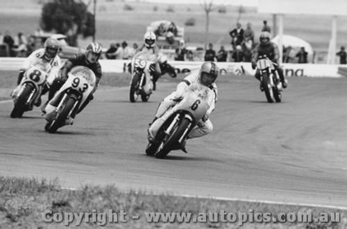 72302 - S. Soh Suzuki / R. Jolly Yamaha / M. Steele Suzuki / R. Madden Yamaha / J. Curley Norton - Calder 1972