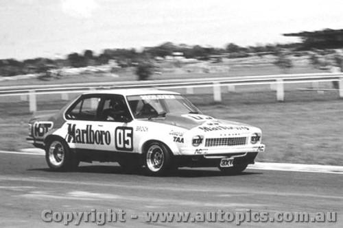 78019 - P. Brock 4 Door Holden Torana A9X - Sandown 1978