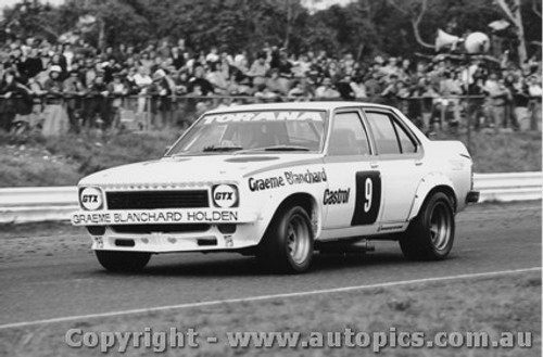 75025  - G. Blanchard Holden Torana L34 SLR5000 - Sandown 1975