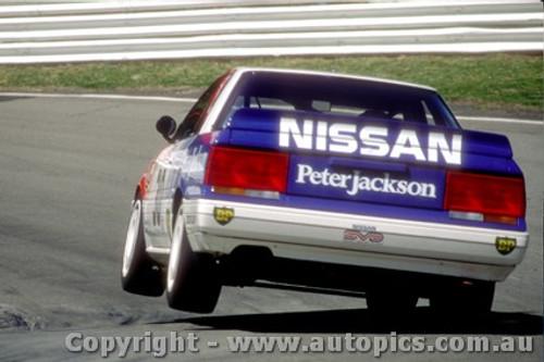 88723 - G. Fury / M. Skaife Nissan Skyline - Bathurst  1988