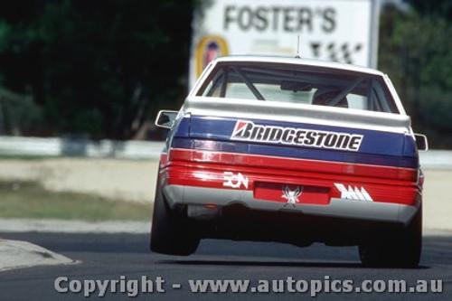 87731  -  Brock / Parsons / McLeod  -  Bathurst 1987 - 1st Outright -  Commodore VL