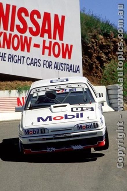 87732  -  Brock / Parsons / McLeod  -  Bathurst 1987 - 1st Outright -  Commodore VL