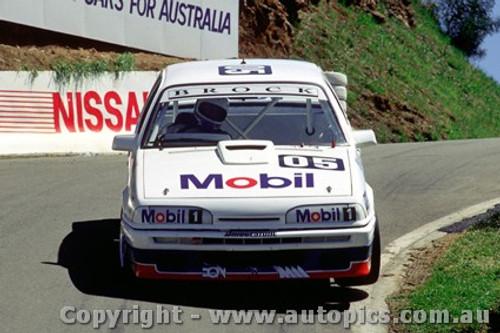 87733  -  Brock / Parsons / McLeod  -  Bathurst 1987 - 1st Outright -  Commodore VL
