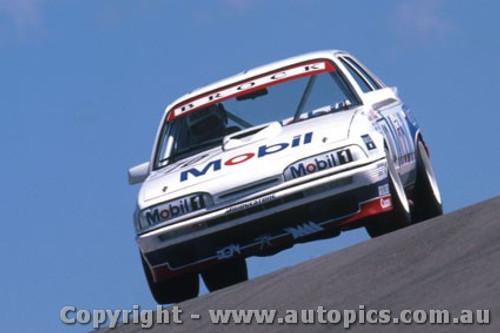87737  -  Brock / Parsons / McLeod  -  Bathurst 1987 - 1st Outright -  Commodore VL