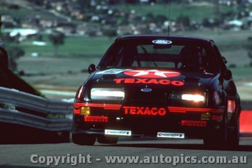 87755  -  Number 12 Car - Texaco Ford Sierra -  Bathurst 1987