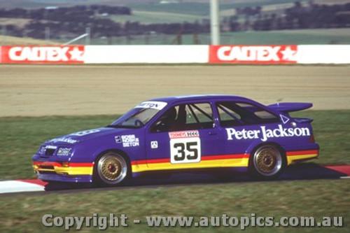 89748  - Goss / Noske  Ford Sierra RS500 - Bathurst 1989