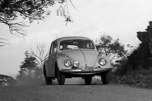 65916 - Barry Ferguson Volkswagen - Total Rally 1965