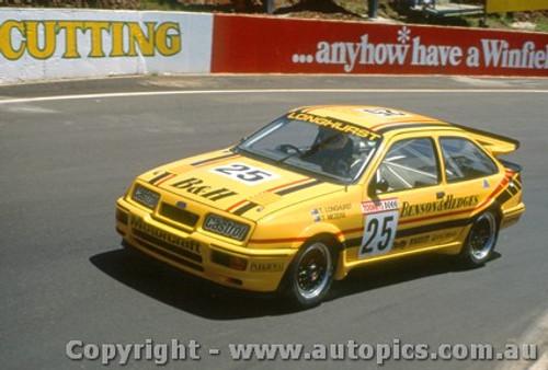 88742  -  T. Longhurst / T. Mezera  -  Bathurst 1988 - 1st Outright - Ford Sierra RS500