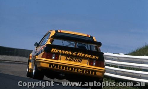 88744  -  T. Longhurst / T. Mezera  -  Bathurst 1988 - 1st Outright - Ford Sierra RS500