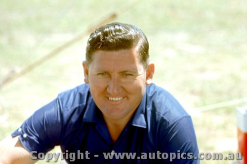 64046 - Norm Beechey   1964 - Photographer Richard Austin