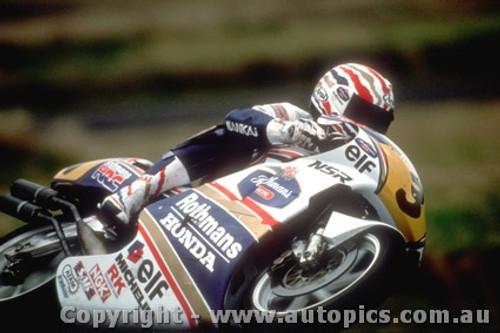 91301 - Mick Doohan Honda - 500cc World Champion  1990