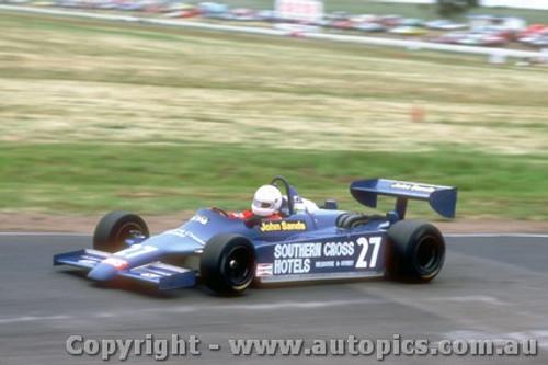 83515 - Alan Jones Ralt RT4  - Australian Grand Prix  Calder 1983