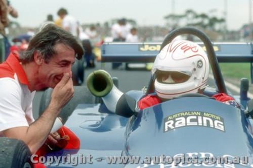 83516 - Alan Jones Ralt RT4  - Australian Grand Prix  Calder 1983