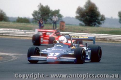 83517 - Alan Jones Ralt RT4  - Australian Grand Prix  Calder 1983