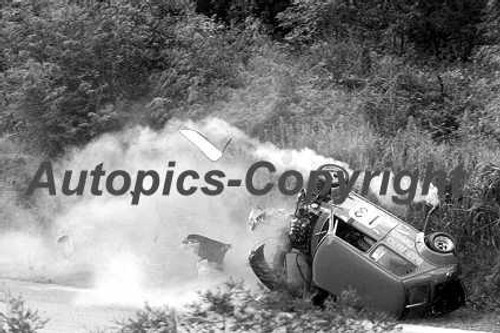 79026 - Peter Reece Morris Mini Amaro Park 11th March 1979