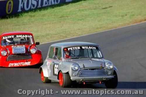 94010 - Peter Wilson Morris Mini - Oran Park 14th May 1994