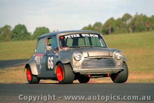 94011 - Peter Wilson Morris Mini - Oran Park 14th May 1994