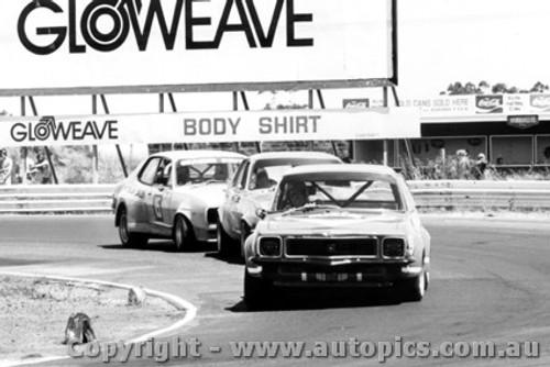 75030 - Ron King Holden Torana - Calder 19th October 1975