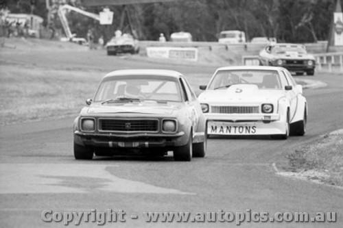 79029 -  Ron King Holden Torana  - Sandown  1979